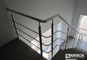 Railing System in project Toyota Noyabrsk
