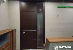 Doors in project ТД Новэра