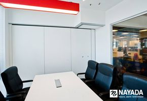 NAYADA SmartWall H5/H7 in project IT-company