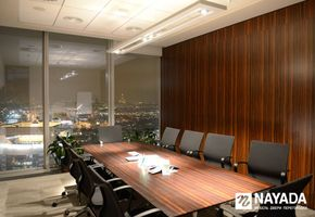 NAYADA SmartWall H5/H7 in project CBRE