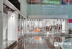 NAYADA-Crystal in project Retail and office center, Water