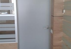 Doors in project Автоцентр «Грузомолл»
