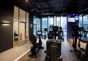 NAYADA-Standart in project Encore Fitness