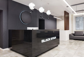 Reception counters in project Black Star