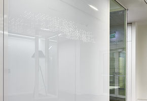Сladding glass in project Daichi