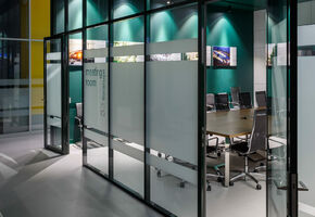 NAYADA-Standart in project The office interior of Spectrum group