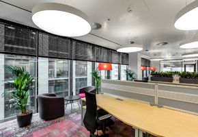 NAYADA furniture in project The Servier office interior