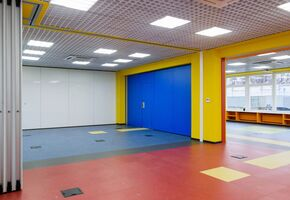NAYADA SmartWall H5/H7 in project The A.P. Gaydar Palace of Creativity for Children