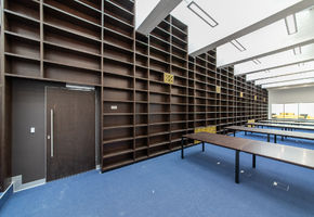 NAYADA furniture in project The LETOVO school and campus