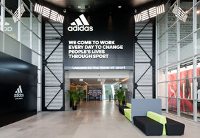 Adidas, Moscow