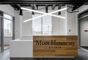 Moёt Hennessy, Moscow
