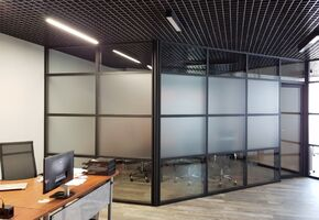 New design for the stylish office of a large building holding Kesz., Kiev